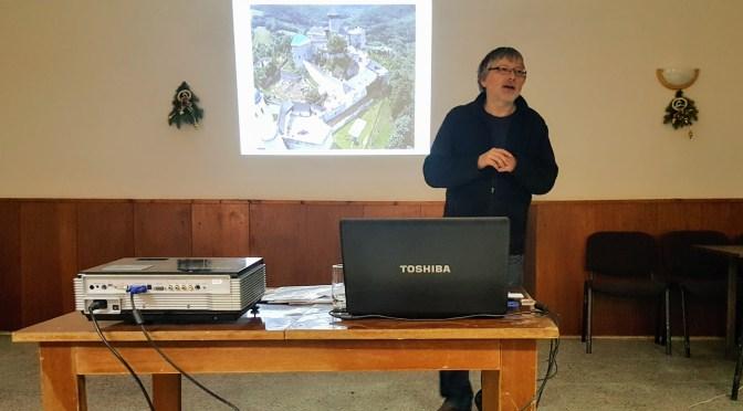 Přednáška o historii sovinecka