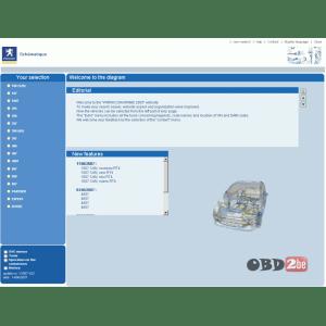 Peugeot Wiring Diagrams, PEUGEOT Car Service & Repair