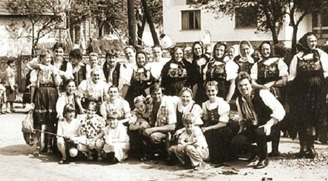 Obec Víťaz na starých fotografiách