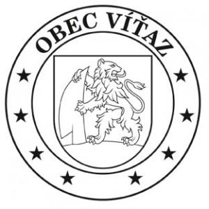 Pečať obce Víťaz