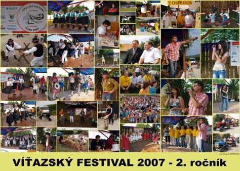 Víťazský festival 2007