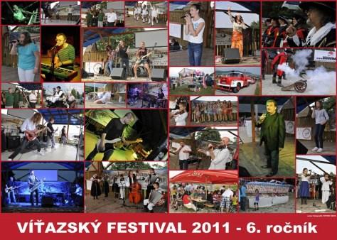 Víťazský festival 2011