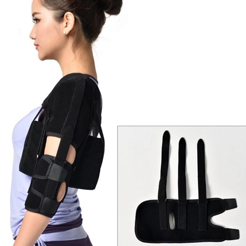 Shoulder Brace For Tendonitis Torn Rotator Cuff Frozen Shoulder Shoulder Braces Ober Health 5