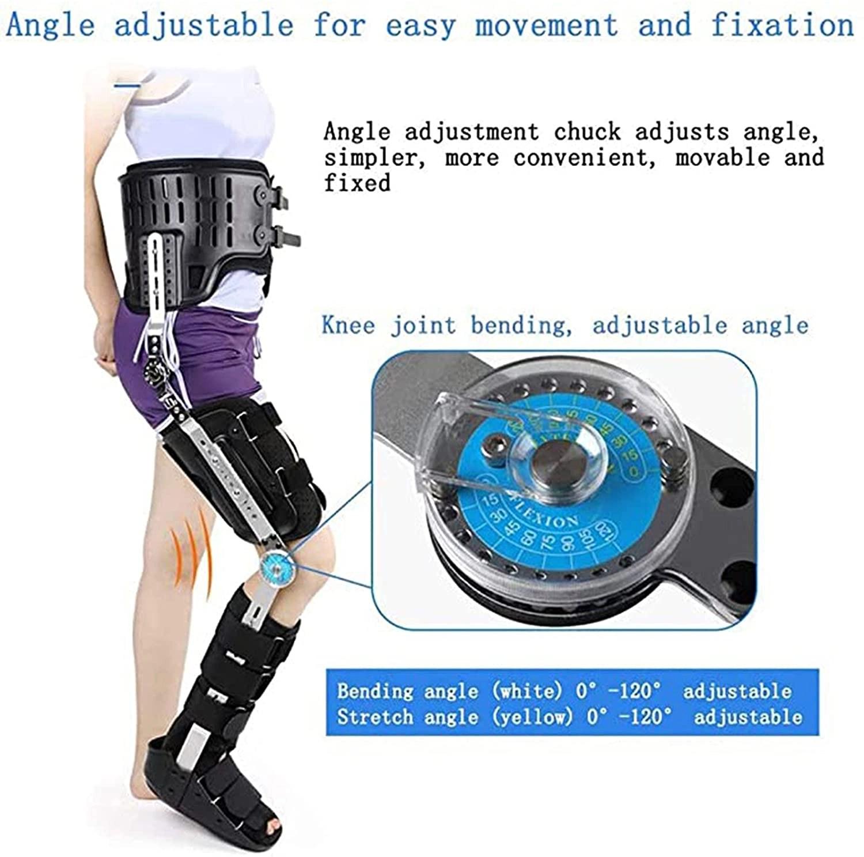 HKAFO Knee Ankle Foot Orthosis Braces Hinged Knee Braces Ober Health 6