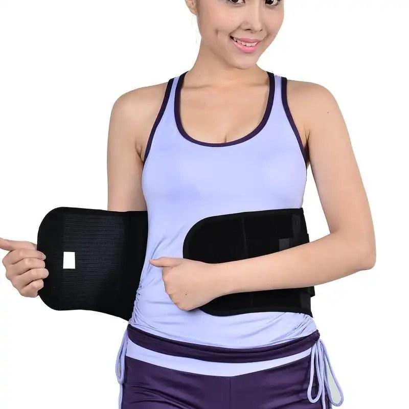 Breathable widening belt protector lumbar disc protruding spontaneous heat preservation belt back brace Ober Braces