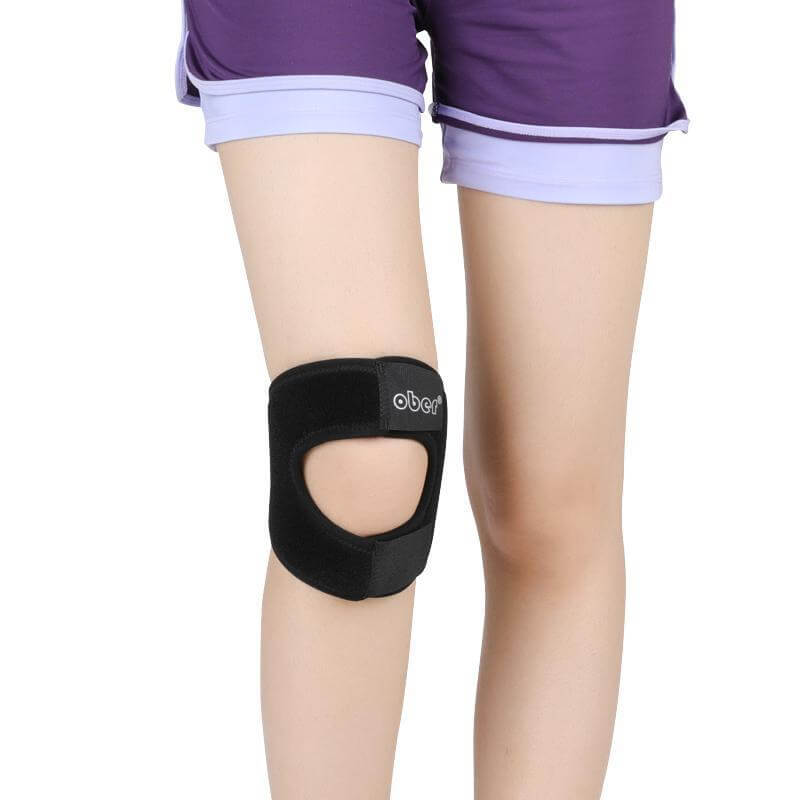Dual Action Knee Strap – Provides Full Mobility & Pain Relief For Weakened Knees knee brace Ober Braces