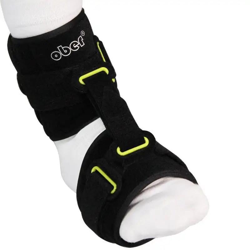Ober-Brace Foot Drop Splint Pain Relief, Ankle Joint Dropfoot Device foot brace Ober Braces