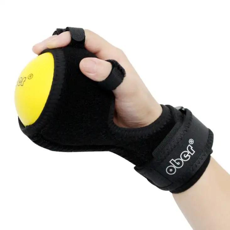 OBER Finger Device Training Exercise Anti-Spasticity Ball Impairment Posture Corrector wrist brace Ober Braces