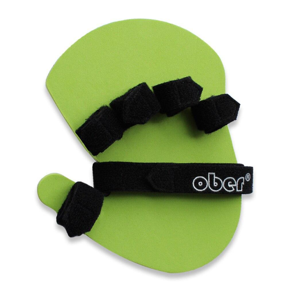 Ober Hand Finger Board Orthosis Split Adjustable Finger Training Device Ober Thumb Wrist Sprain Support Separate Finger Spasm wrist brace Ober Braces