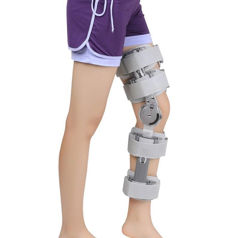 Ober Hinged Knee Brace with Strap,Ideal for ACL/Ligament/Sports Injuries, Mild Osteoarthritis(OA) & for Preventive Protection from Knee Joint Pain/Degeneration knee brace Ober Braces