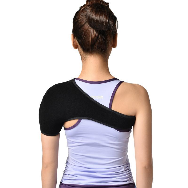 Ober Shoulder Brace - Rotator Cuff Compression Support - Men, Women, Left, Right Arm Injury Prevention Stabilizer Sleeve Wrap - Immobilizer for Dislocated AC Joint, Labrum Tear Pain shoulder brace Ober Braces