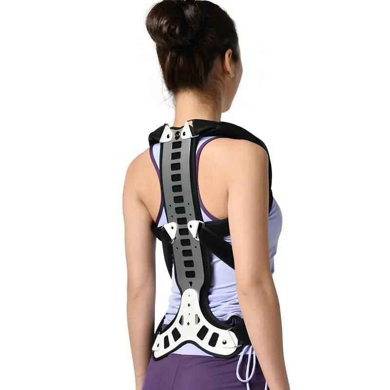 Posture Corrector for Hunched back, Kyphosis and Vertebral Compression Fracture Back Brace Ober Health