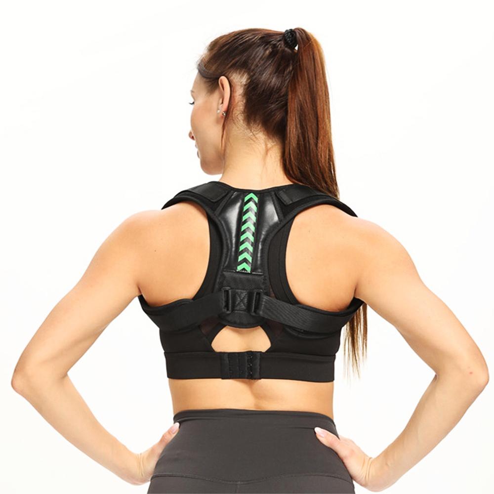 Adjustable Back Shoulder Posture Corrector for Women and Men Back Brace Ober Health