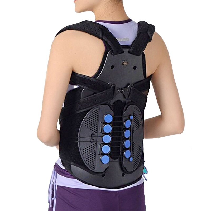 TLSO Back Brace for Compression Fractures, Osteoporosis, Upper Spine Injuries Back Brace Ober Health