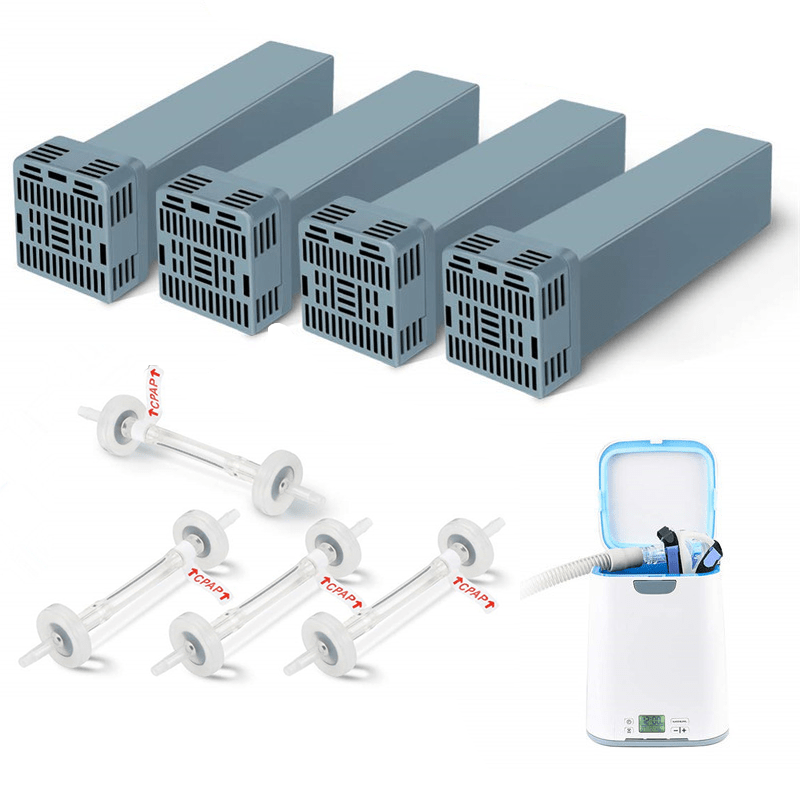Replacement Cartridge Filter Kit for SoClean 2 Machines(8pcs) CPAP Cleaning Ober Health