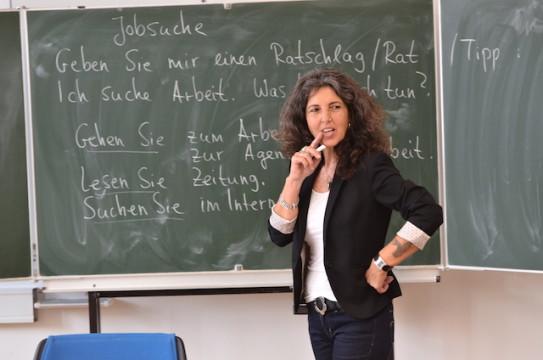 Die Kursleiterin: Sonja Pauli-Erler ist seit 18 Jahren im Geschäft.Die Kursleiterin: Sonja Pauli-Erler ist seit 18 Jahren im Geschäft.