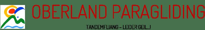 Oberland Paragliding – Gleitschirm Tandemflüge