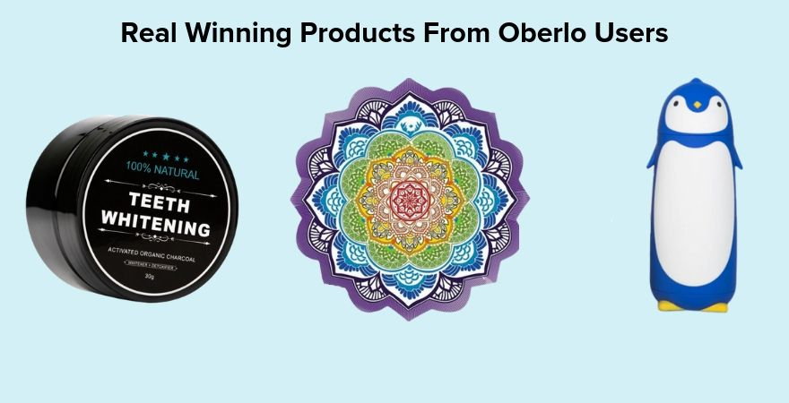 Real Winning Products From Oberlo Users