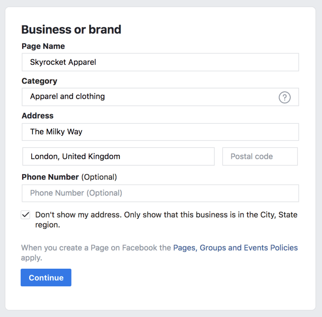 17 Easy Steps to Setting Up a Killer Facebook Business Page