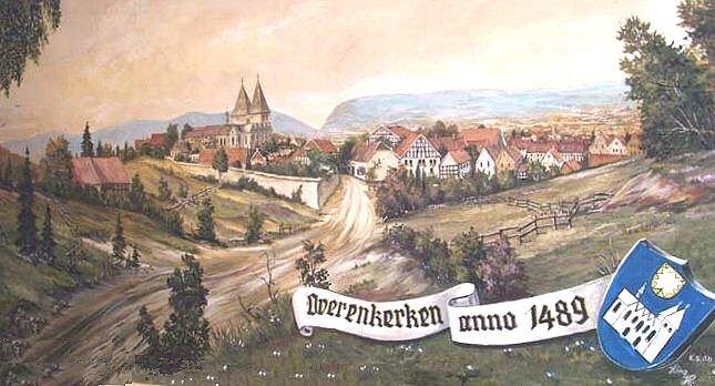 Overenkerken anno 1489