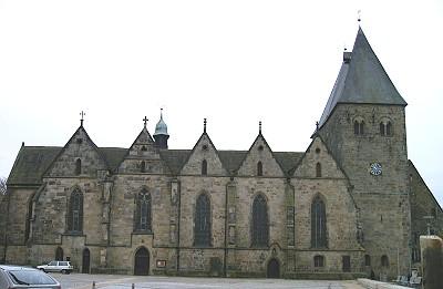 Stiftskirche (St. Marien)
