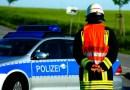 Erstmeldung – Schwerer LKW Unfall