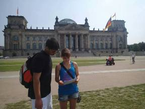 Bundestagsbesprechung