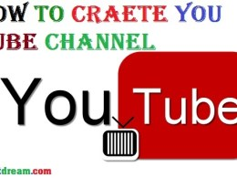 You Know how to create youtube channel
