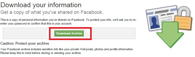 free recover deleted facebook message