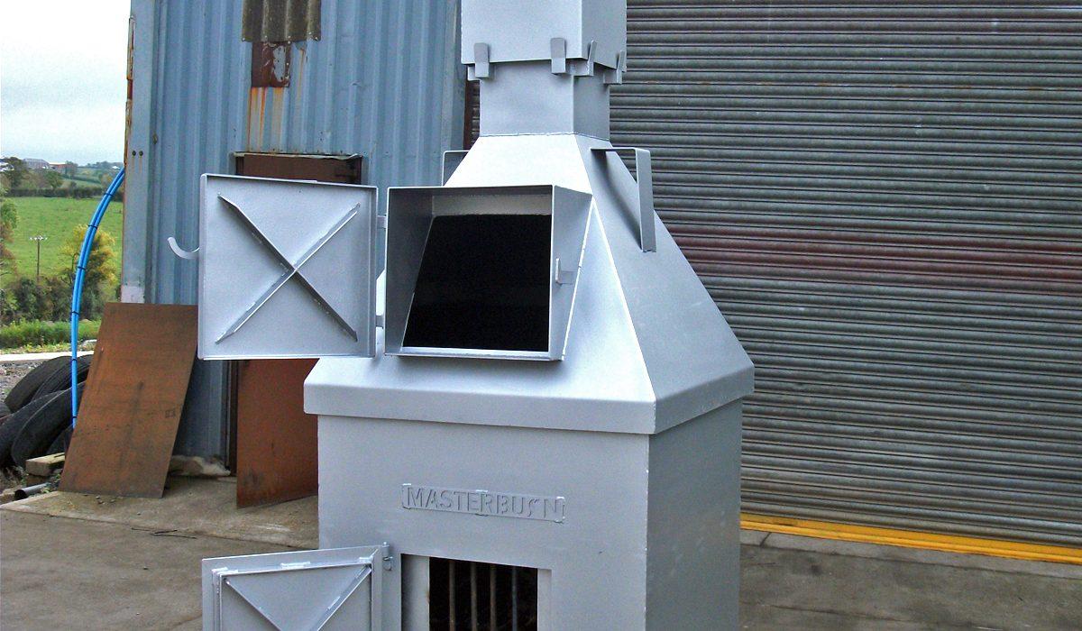 Masterburn Freeburner incinerator