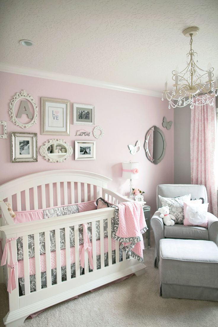 Baby Girl Room Decor Ideas on Girls Room Decorations  id=50863