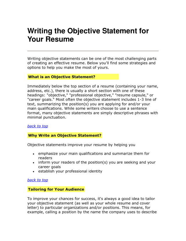 Writing Company Objectives: How to Write Business Goals & Objectives