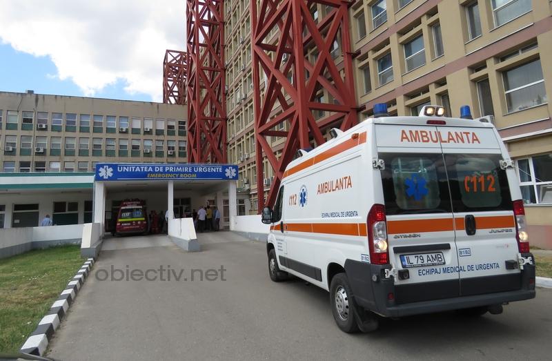 Ialomița: O altercație între doi medici din Spitalul Județean de Urgență, făcută publică în Consiliul Județean