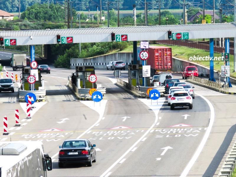 CNAIR: Tariful de trecere trebuie să fie achitat înaintea trecerii prin stația de taxare Fetești.