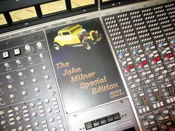 John Miler Special Edition SSL