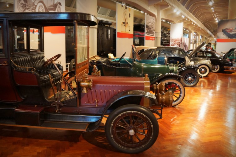 Henry ford museum Muzeum henrego forda detroit dearborn 4