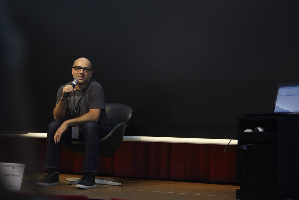 The Path of the Game Composer: An Interview with Bobby Tahouri ...