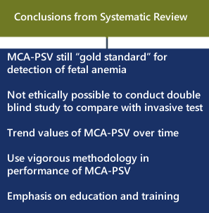 Mca Doppler And Fetal Anemia Guidance By Dr Emanuel