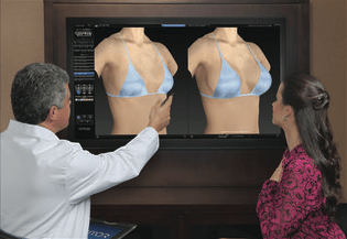 Experience the comfort of know how you will look after surgery with Vectra 3D Imaging