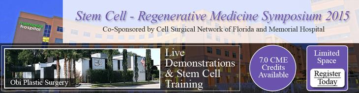 Stem Cell & Regenerative Medicine Symposium 2015