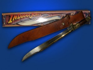 Indy's Khyber Knife from Indiana Jones and the Temple of Doom
