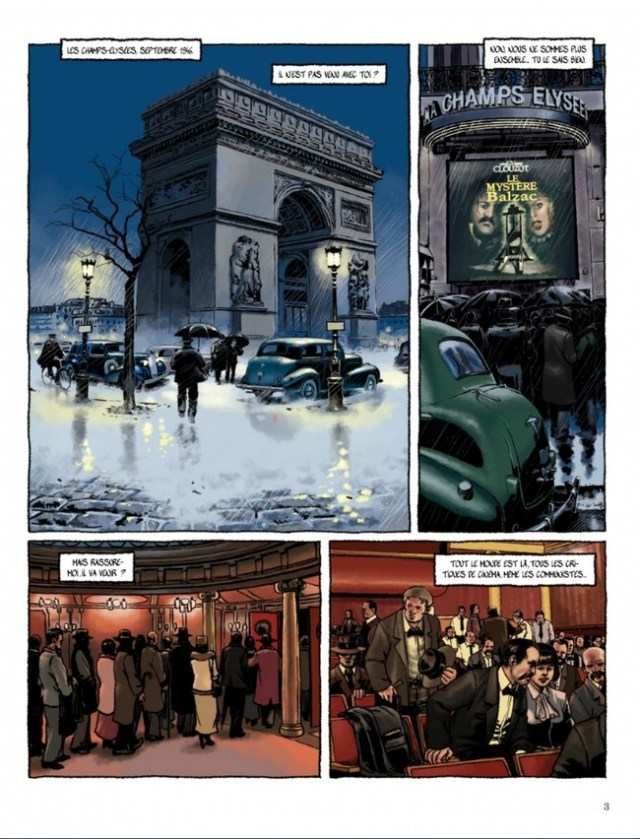 Abymes - planche tome 2