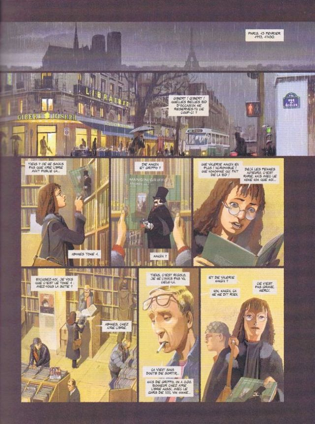 Abymes - Planche tome 3