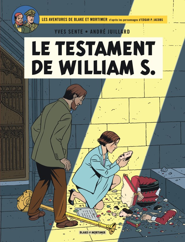 Blake & Mortimer - Le Testament de William S.