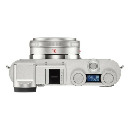 Leica CL + 18mm chromé