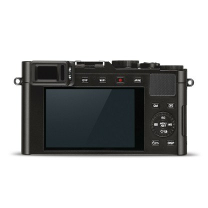 Leica D Lux  back