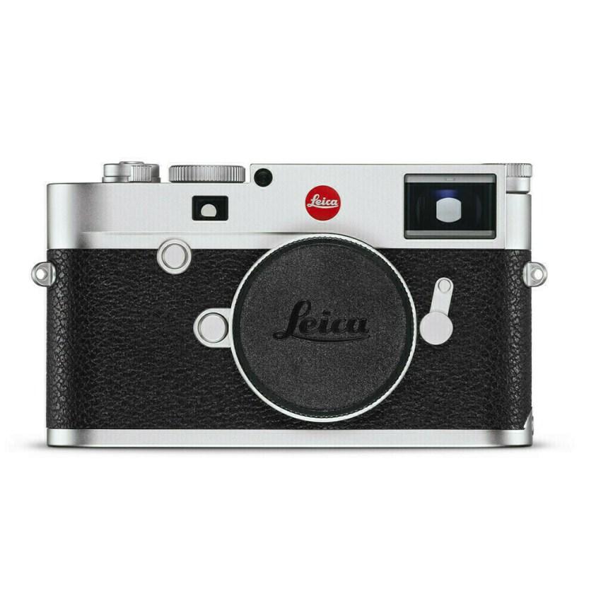 Leica M10 chromé