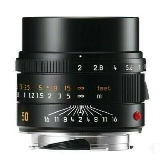 Leica M apo Summicron