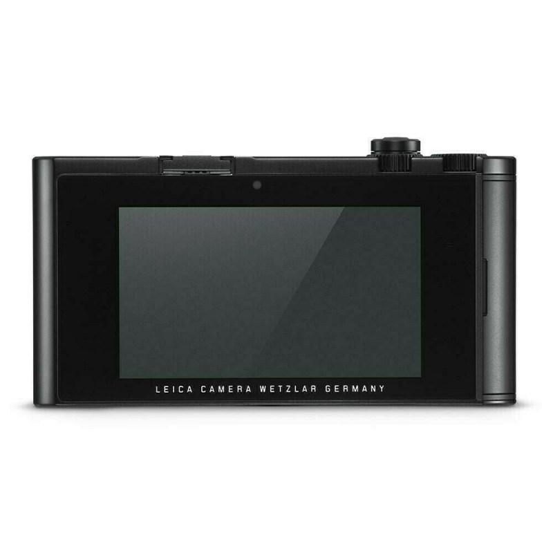 Leica TL black back
