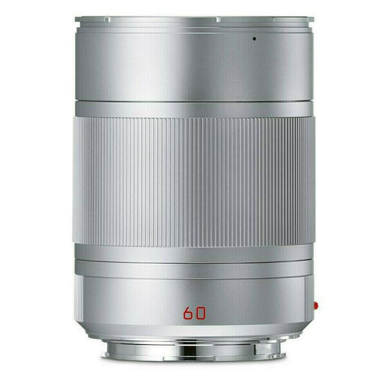 Leica TL apo Macro Elmarit  ASPH silver